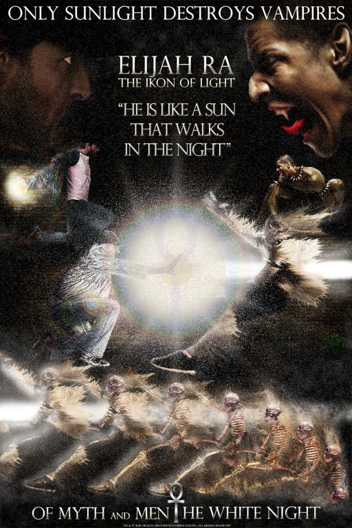 Elijah Ra vs Nosferatu